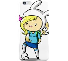 Chibi Fionna from Adventure Time iPhone Case/Skin