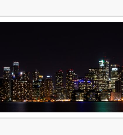 Downtown Toronto Skyline Sticker