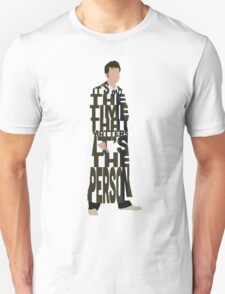 Doctor Who without TARDIS T-Shirt