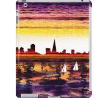 San Francisco Sunset City Skyline iPad Case/Skin
