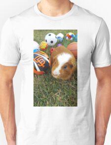 Mocha Loves Balls Unisex T-Shirt