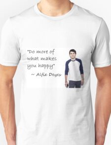 Alfie Deyes - HAPPY T-Shirt