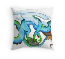 Come Along Throw Pillow