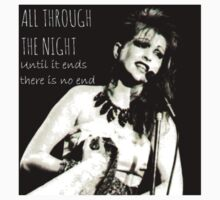 All Through The Night by smilku