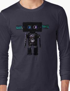 Robot T-Shirt Long Sleeve T-Shirt