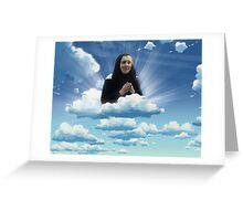 Sister Daniel Greeting Card