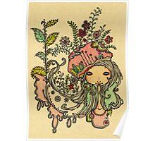 Botanic Gal Poster