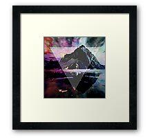 Wild Mountain Framed Print