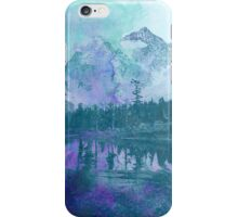 Mountain Calm iPhone Case/Skin
