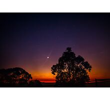 As night turned to day Photographic Print