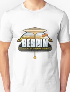 Bespin: Cloud City Bar & Grill Unisex T-Shirt