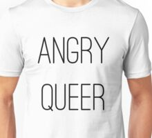 Angry Queer Unisex T-Shirt