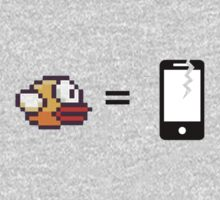 Flappy Flappy Birds. by Terry To