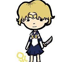 Sailor Uranus Chibi by Nothisispatrick