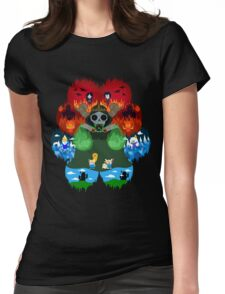 Adventure Pals Womens Fitted T-Shirt