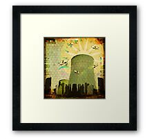 Gamma Ray no.150 Framed Print