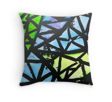 Abstraction of Love Throw Pillow