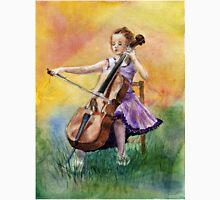 Little Cellist Unisex T-Shirt