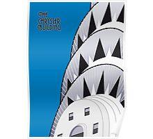 Chrysler Building, New York Poster
