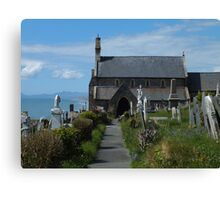 St Mary and St Bodfan Canvas Print