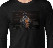 Onward Christian Soldier Long Sleeve T-Shirt