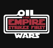 Oil Wars by simonfish