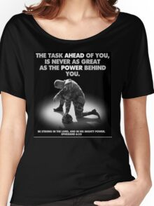 The Power Behind You Women's Relaxed Fit T-Shirt