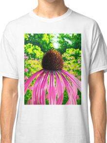 The Common Cure (Echinacea) Classic T-Shirt