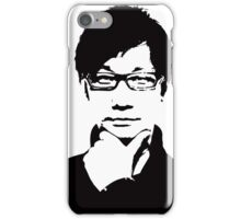 Hideo Kojima iPhone Case/Skin