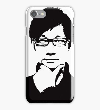 Hideo Kojima iPhone Case/Skin