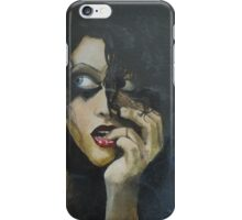Wednesdays Girl iPhone Case/Skin