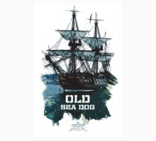 Old Sea Dog by ozziemozzie