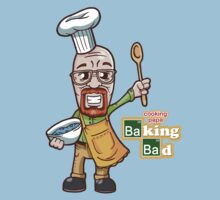 Cooking Papa - Baking Bad by lewisblytheart