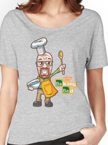 Cooking Papa - Baking Bad Women's Relaxed Fit T-Shirt