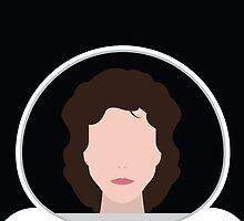 Alien Minimalist Series - Ripley by mistergamma