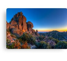 Cathedral Light Canvas Print