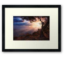 Yaki Point Framed Print