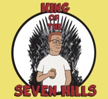 King of the Seven Hills by AxerLopdan