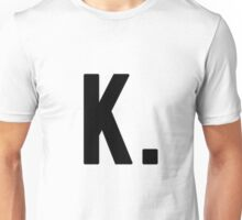 The Almighty K Dot Unisex T-Shirt