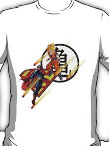 Goku Vs. Superman T-Shirt