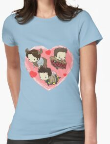 SuperNatural Chibi Womens Fitted T-Shirt