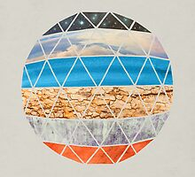 Natural Geodesic  by Terry  Fan