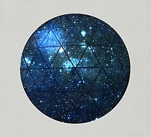 Star Geodesic by Terry  Fan