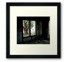 Is Everything Lost ? Framed Print