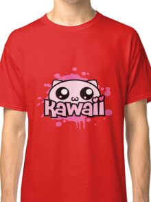 Cute Kawaii Splat Classic T-Shirt