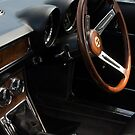 Alfa Romeo Giulia Sprint Interior by Flo Smith
