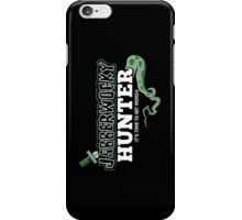 Jabberwocky Hunter iPhone Case/Skin