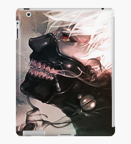 Kaneki Ken Tokyo Ghoul mask iPad Case/Skin