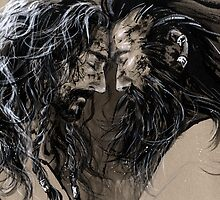 Thorin n Dwalin (3) by evankart