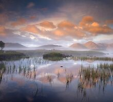 Scotland - Scotch Mist 2 by Angie Latham